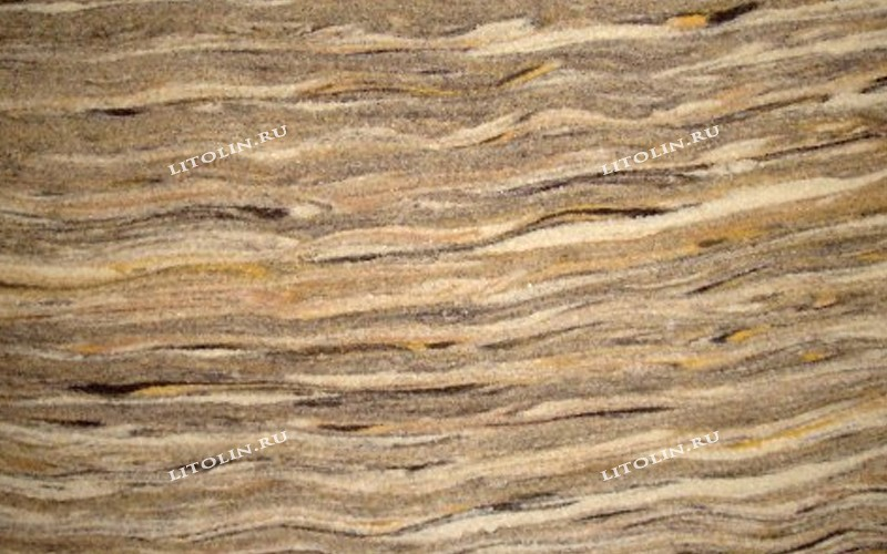 Гибкий камень Песчаник золотой