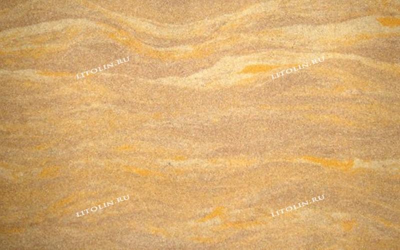 Термопанели из камня Золотая сахара 1