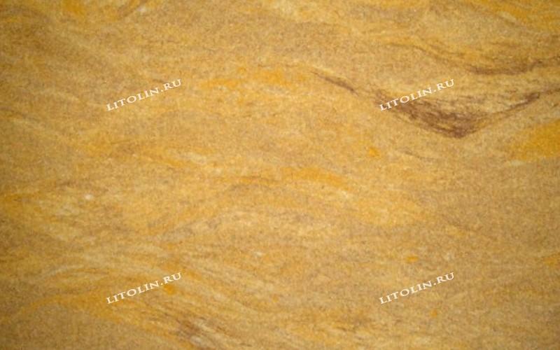 Термопанели из камня Золотая сахара 2