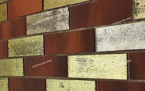 Краснодар Гибкий клинкер Металлизированный с поверхностью под золото, серебро и бронзу