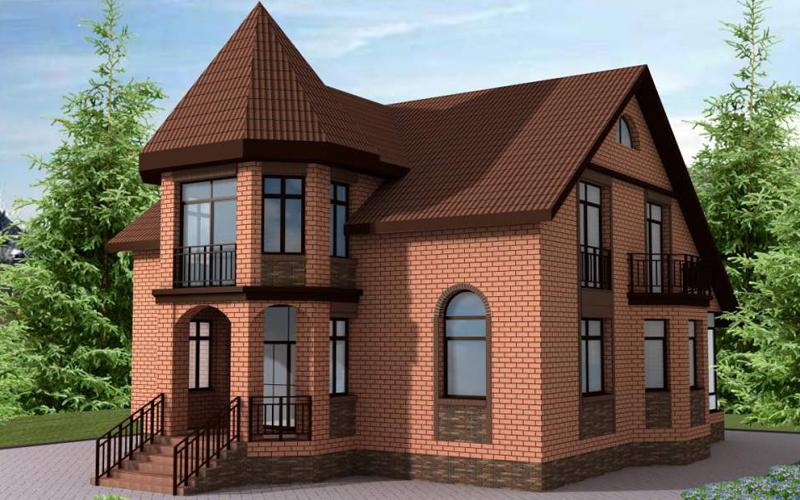 3D визуалицация вашего дома